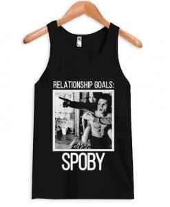 Spoby Relationship Goals Tanktop