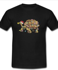 Christmas Turtle shirt