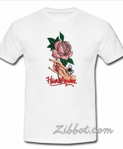Heartbreaker Rose T Shirt