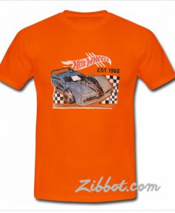 Hot Wheels EST 1968 T Shirt