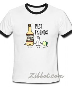 best friend ringer t shirt