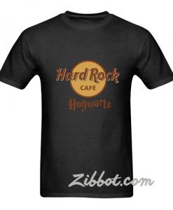 harry potter hard rock cafe hogwarts tshirt