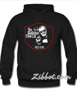 the godfather stan lee hoodie