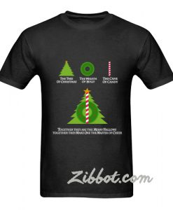 harry potter christmas t shirt
