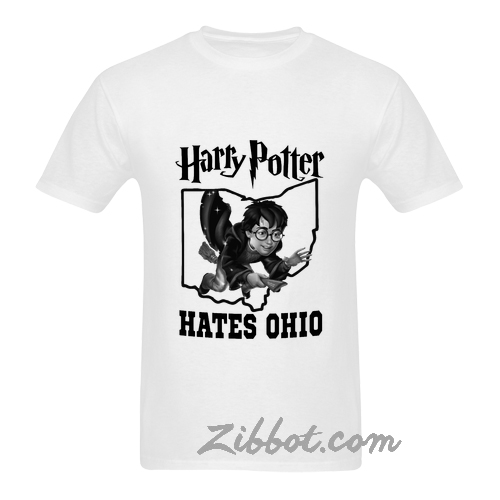 harry potter hates ohio tshirt