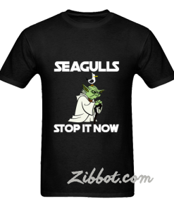 usa yoda seagulls stop it now t shirt
