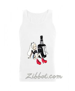 alice in wonderland drink me jack tanktop