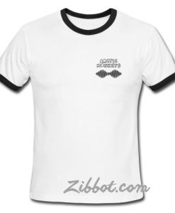 arctic monkey ring t shirt
