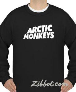 arctic monkey sweatshirt