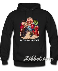 A Father Of Heroes Hoodie