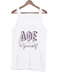 Be Your Self AQE Tank top