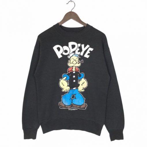 Vintage 90's Popeye Sweatshirt