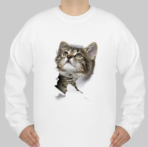 cat sweatshirts