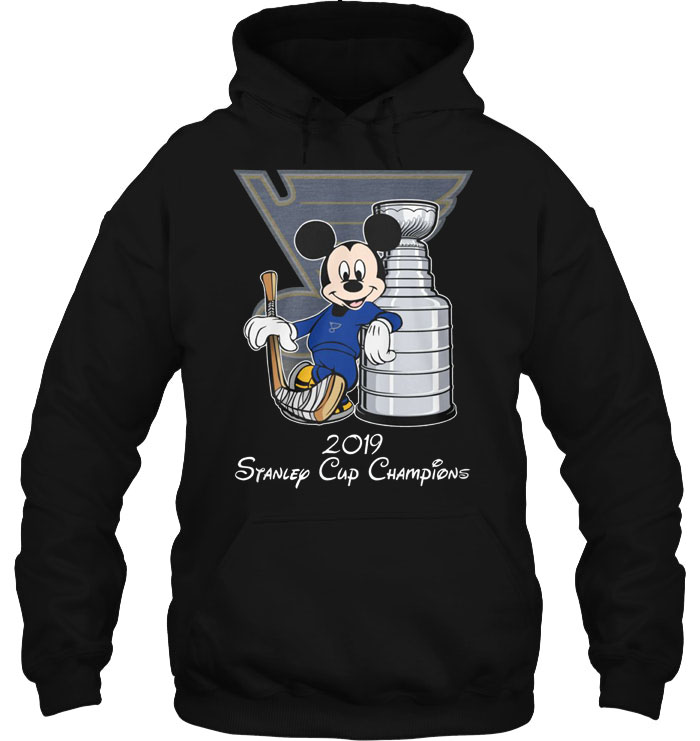 2019 Stanley Cup Champions hoodie