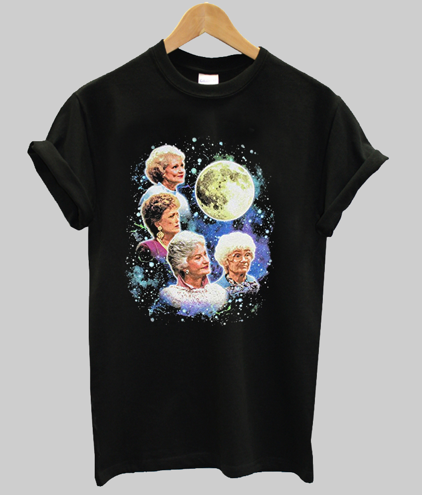Bioworld The Golden Girls t shirt