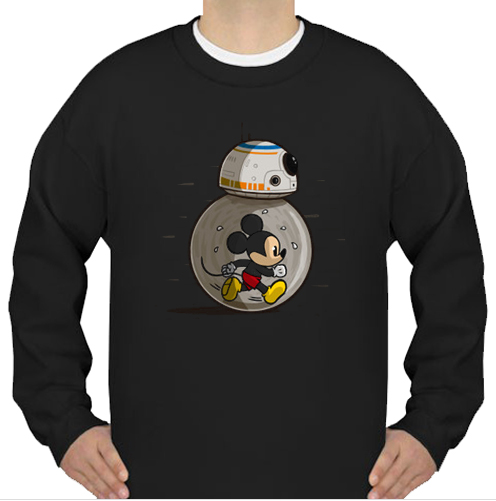 MM8 mickey sweatshirt