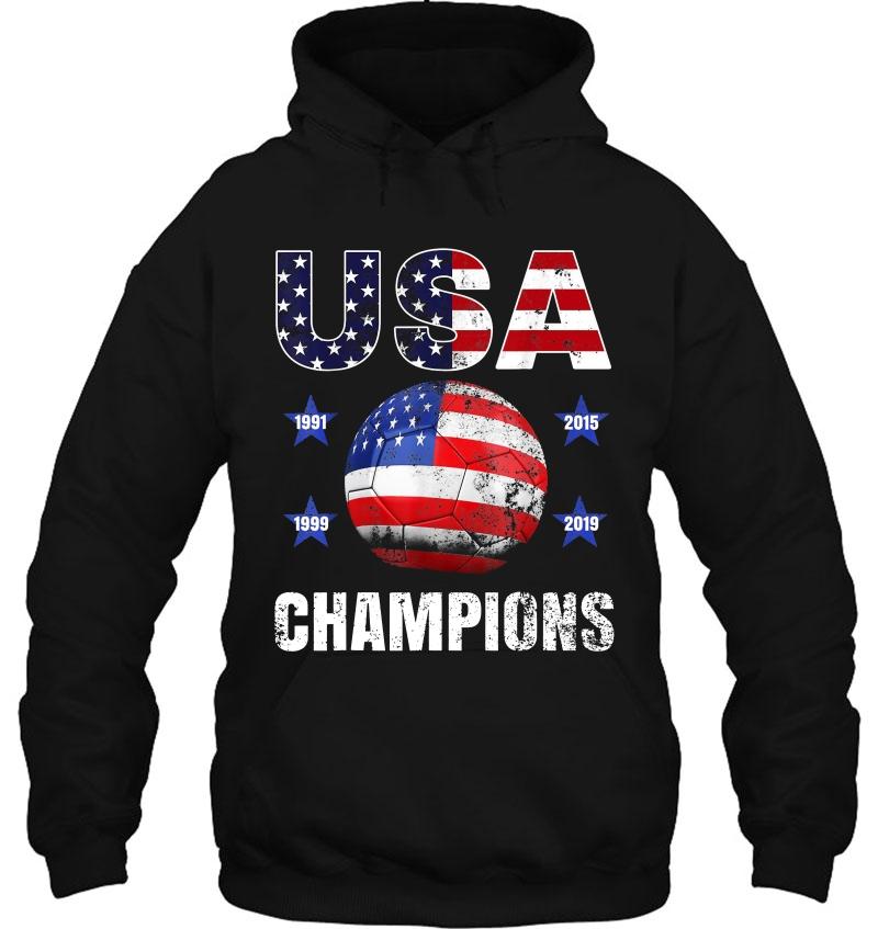 USA Champions hoodie