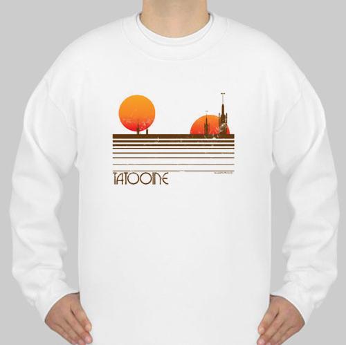 Visit Tatooine sweatshirt