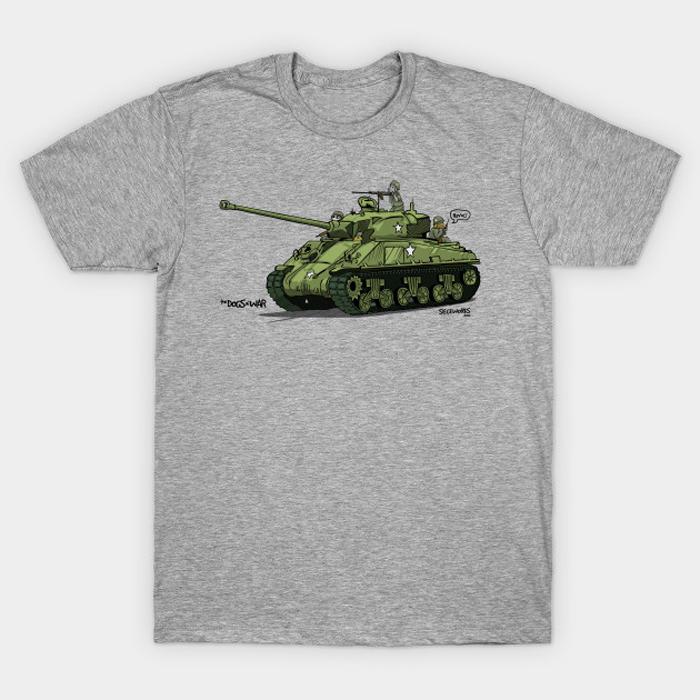 Dogs of War tank t shirt