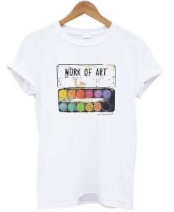 Work Of Art Graphic T-Shirt