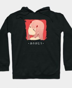 Zero Two from Darling hoodie