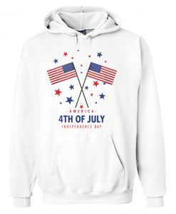 4th Of July Independence Day Hoodie