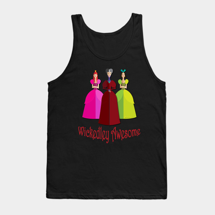 Wickedly Awesome Tank Top