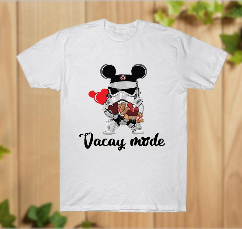 Vacay Mode Mouse Disney T Shirt