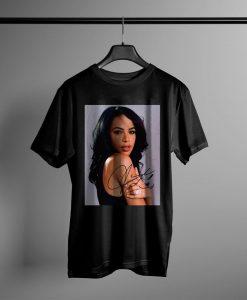 Aaliyah Haughton t shirt