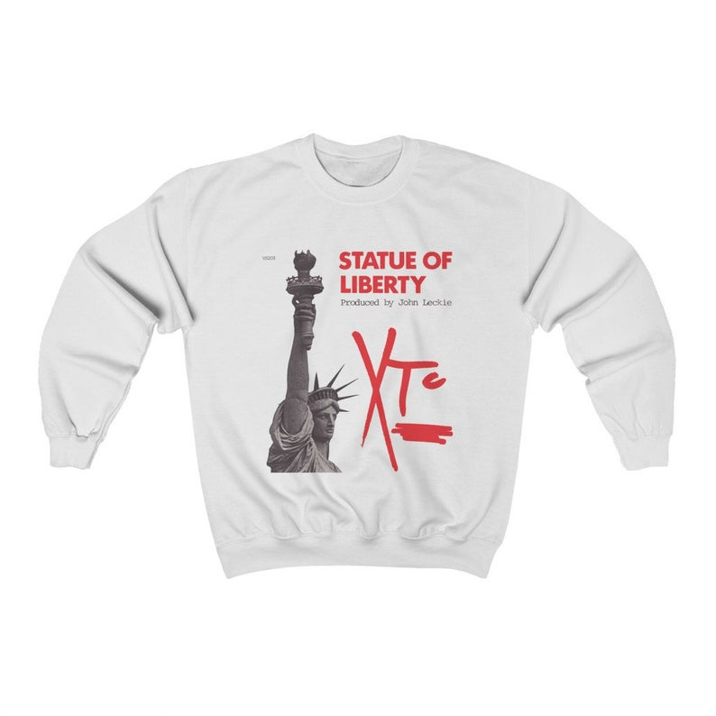 XTC Statue of Liberty Unisex Sweatshirt