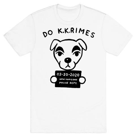 Do K.K.rimes KK Slider Parody T-Shirt