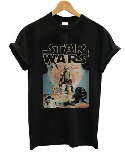 Star Wars Vintage t shirt