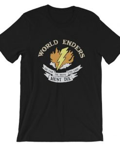 World Enders Short-Sleeve Unisex T-Shirt