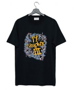 1993 NAUGHTY BY NATURE T Shirt