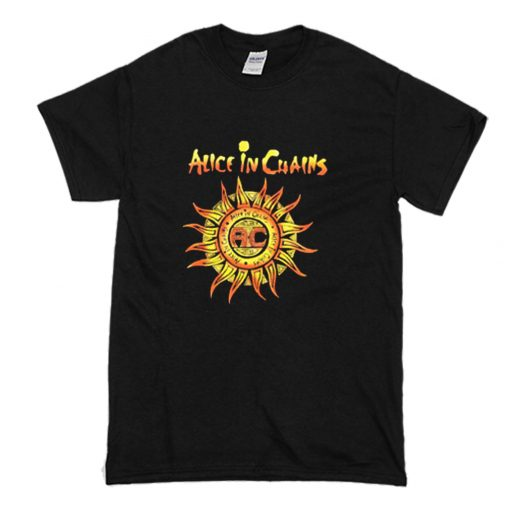 Alice In Chains Vintage T-Shirt