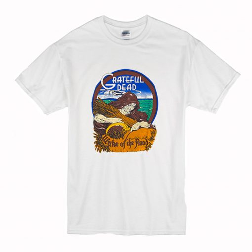 Grateful Dead Wake Of The Flood T Shirt