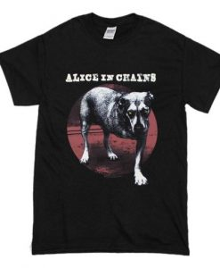 Vintage Alice In Chains 1995 T Shirt