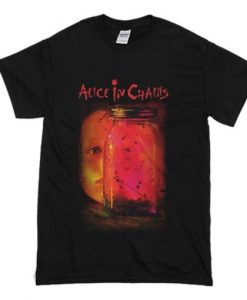 Vintage Alice In Chains Concert T Shirt