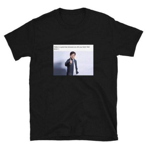 Jackie Chan Meme T Shirt