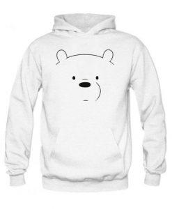 We Bare Bears Ice Bear Hoodie