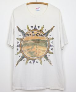 1992 Alice In Chains Dirt Shirt