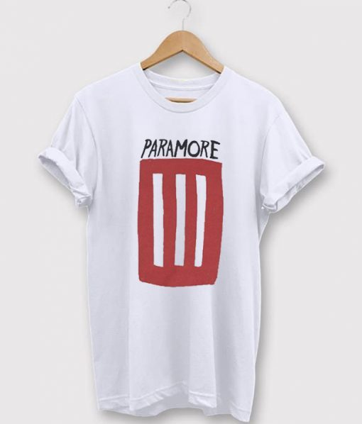 Paramore T-shirt