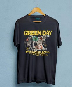 Revolution Radio Give Me Cherry Bomb And Gasoline t shirt